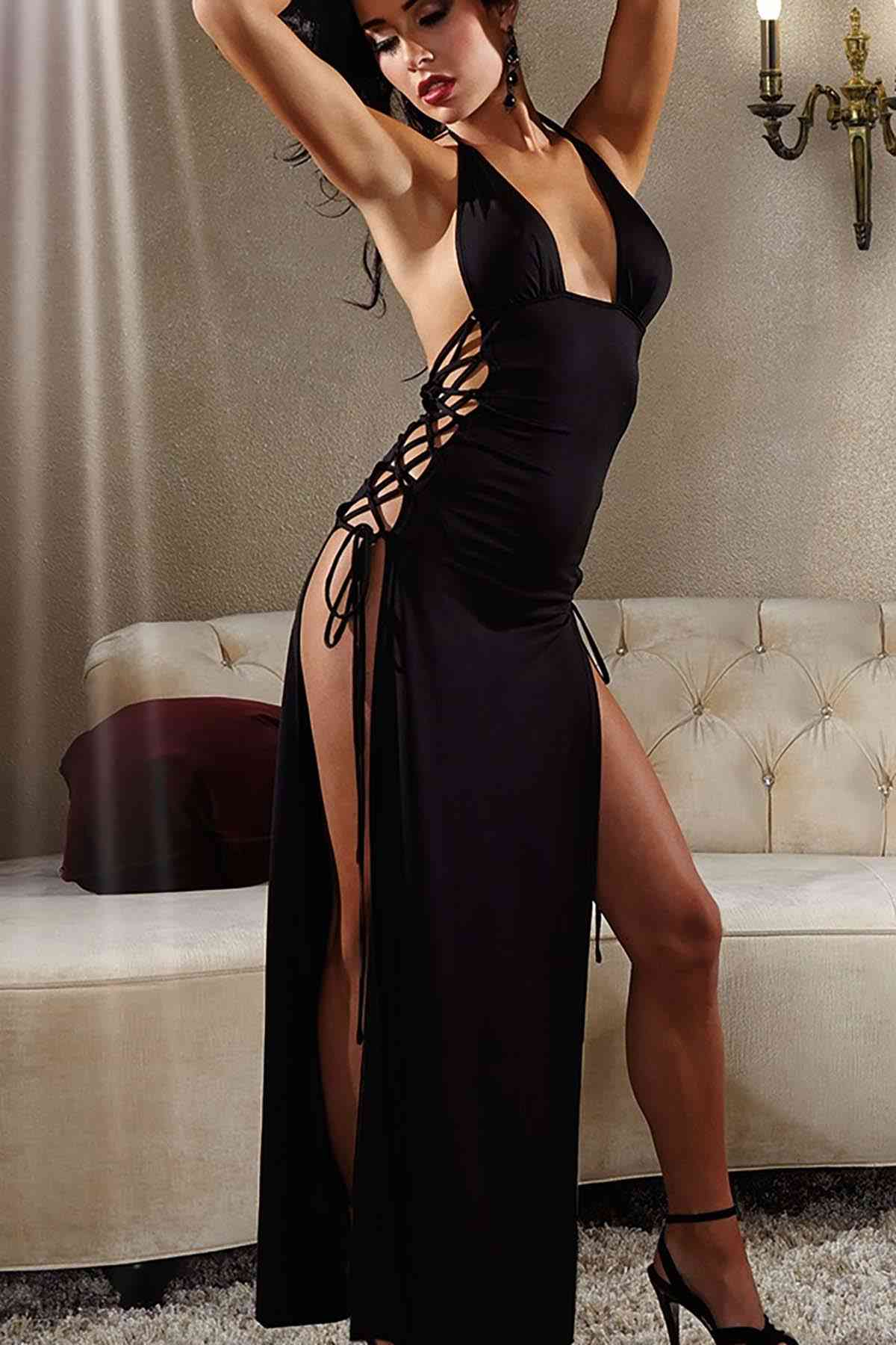 Merry See Uzun Fantazi Gece Elbisesi